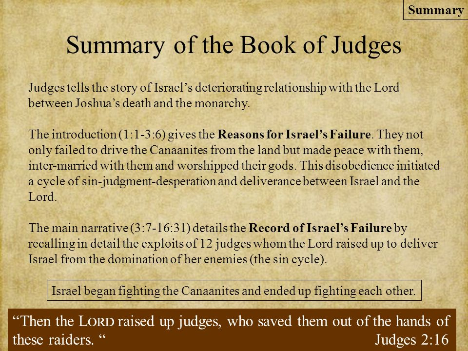 a summary of the book of joshua in the bible