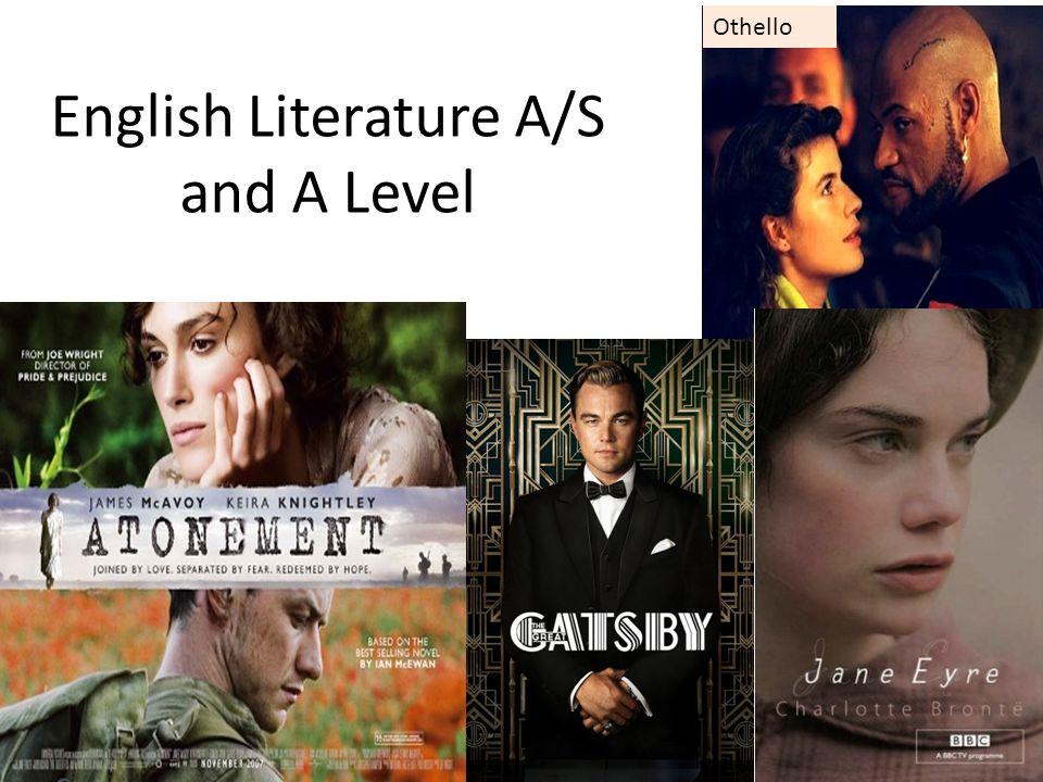 as english literature coursework othello