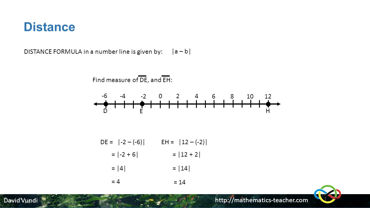 Distance and midpoint formula worksheet answers
