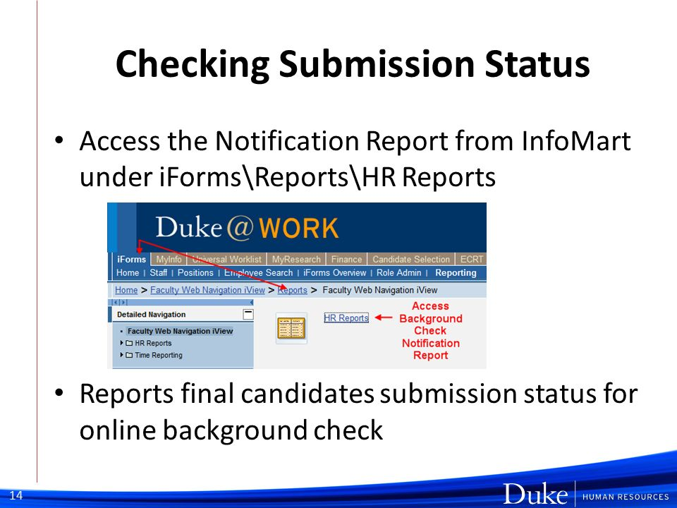 New Hire Process Background Check I  EVerify  Ppt Download
