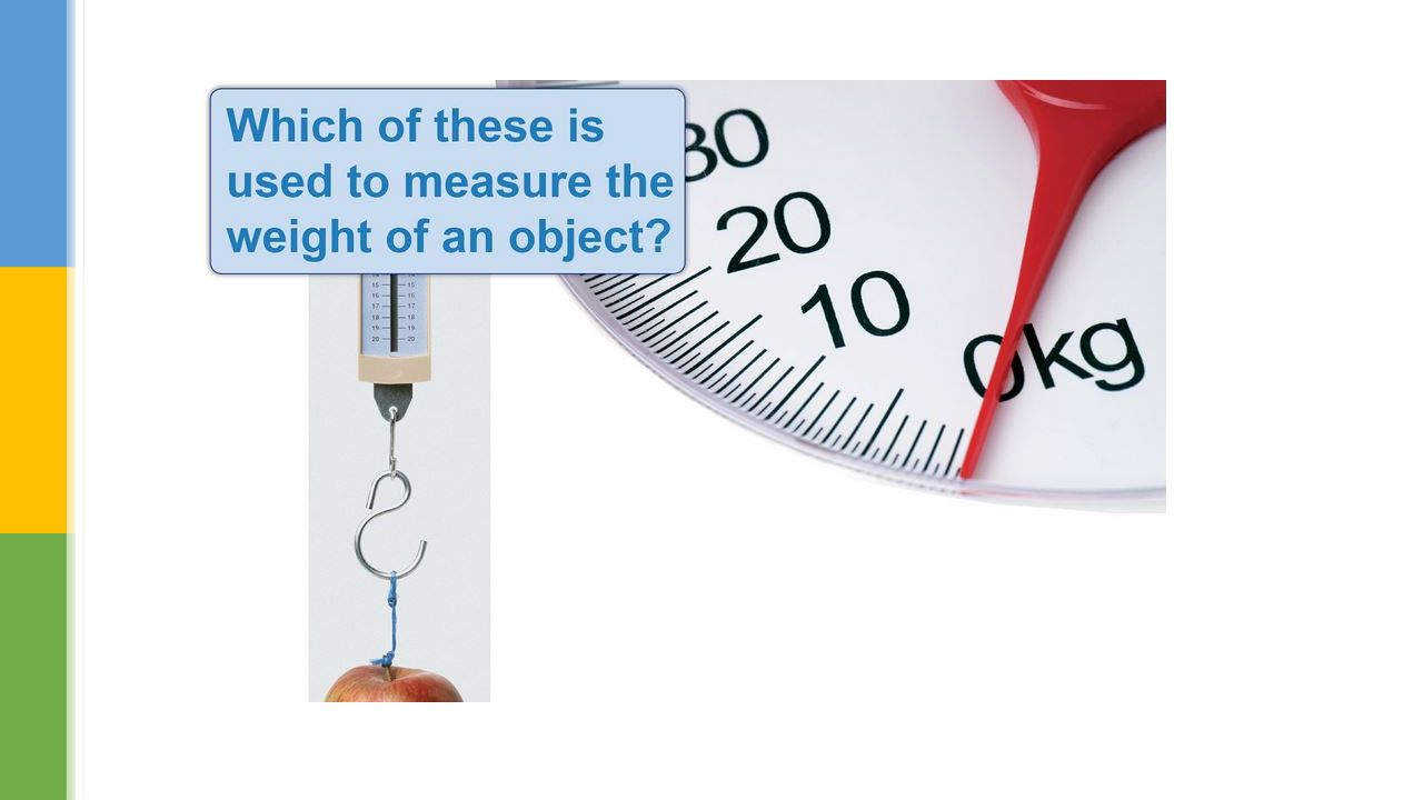 Aseel Samaro Measuring Forces.  Forces are involved in some way ...