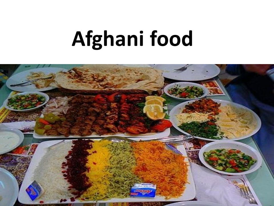Afghani food afghan food is tasteful fusion of the regions that 1 afghani food forumfinder Image collections