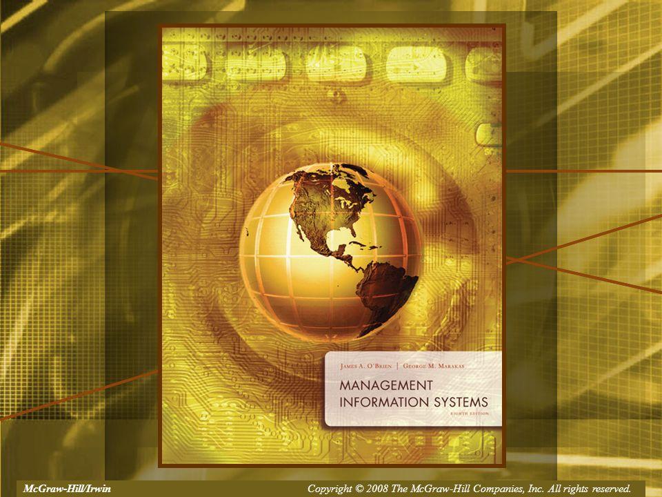 McGraw-Hill/Irwin Copyright © 2008, The McGraw-Hill Companies, Inc.