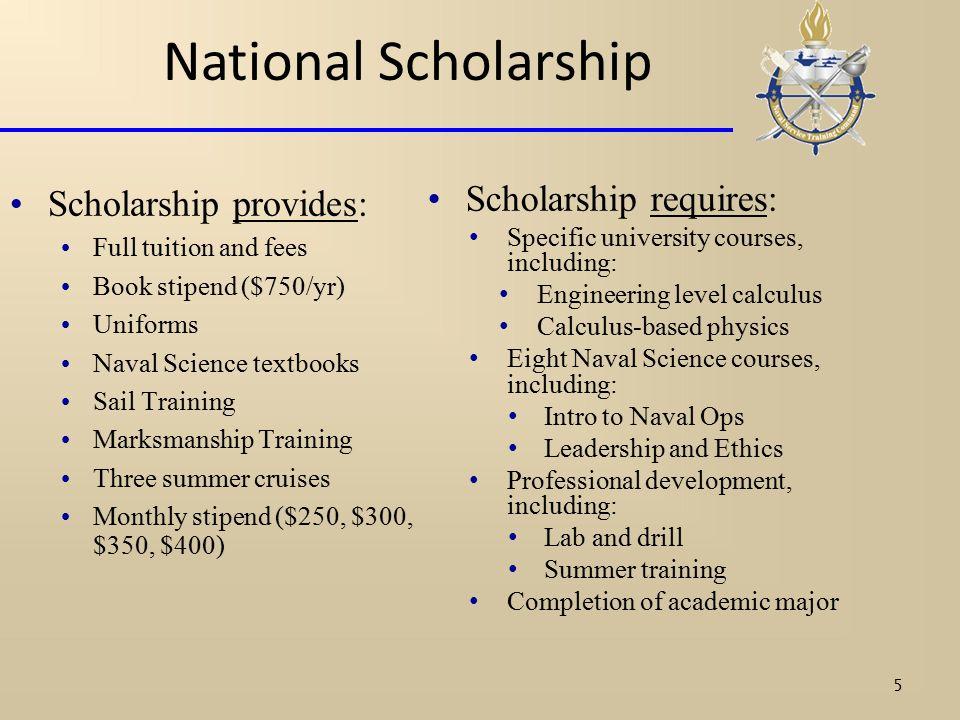 Nrotc Scholarship Essay Prompt - image 7