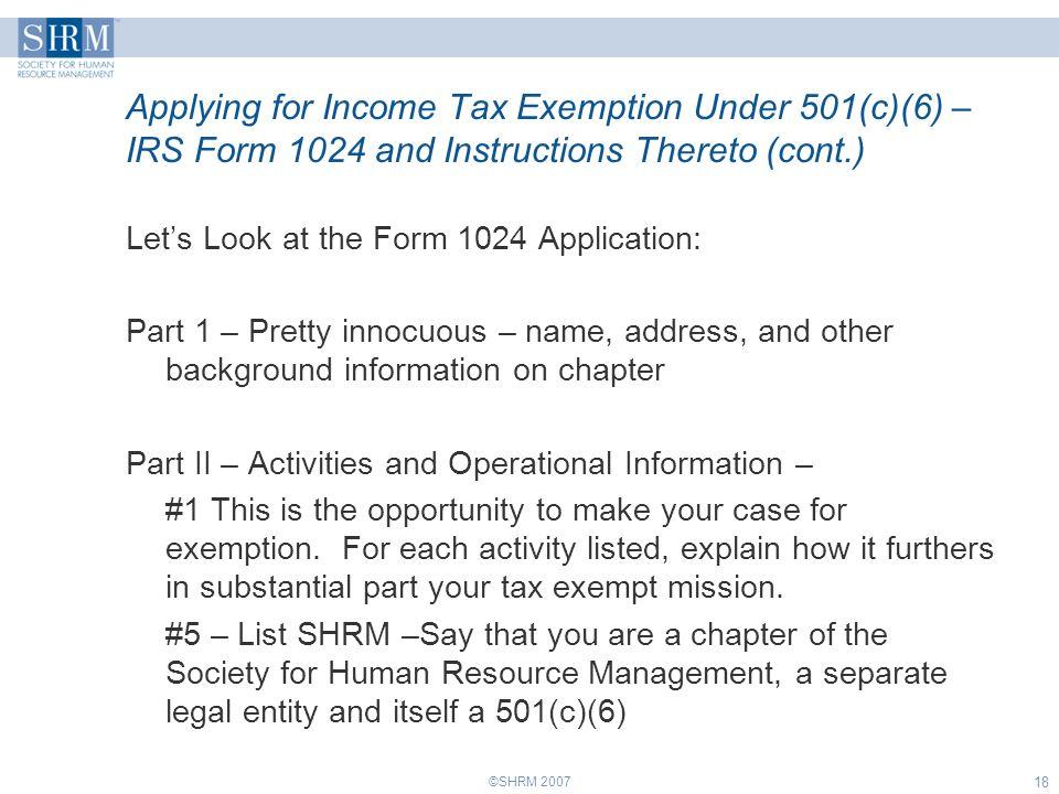 Introduction To Taxexempt Status 5738131 Salonurodyfo