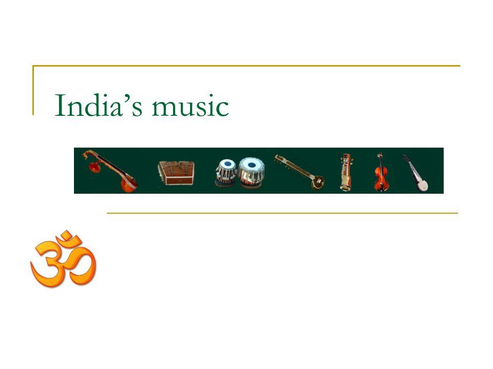 India's music