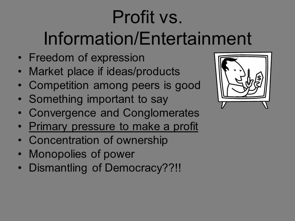 Profit vs.