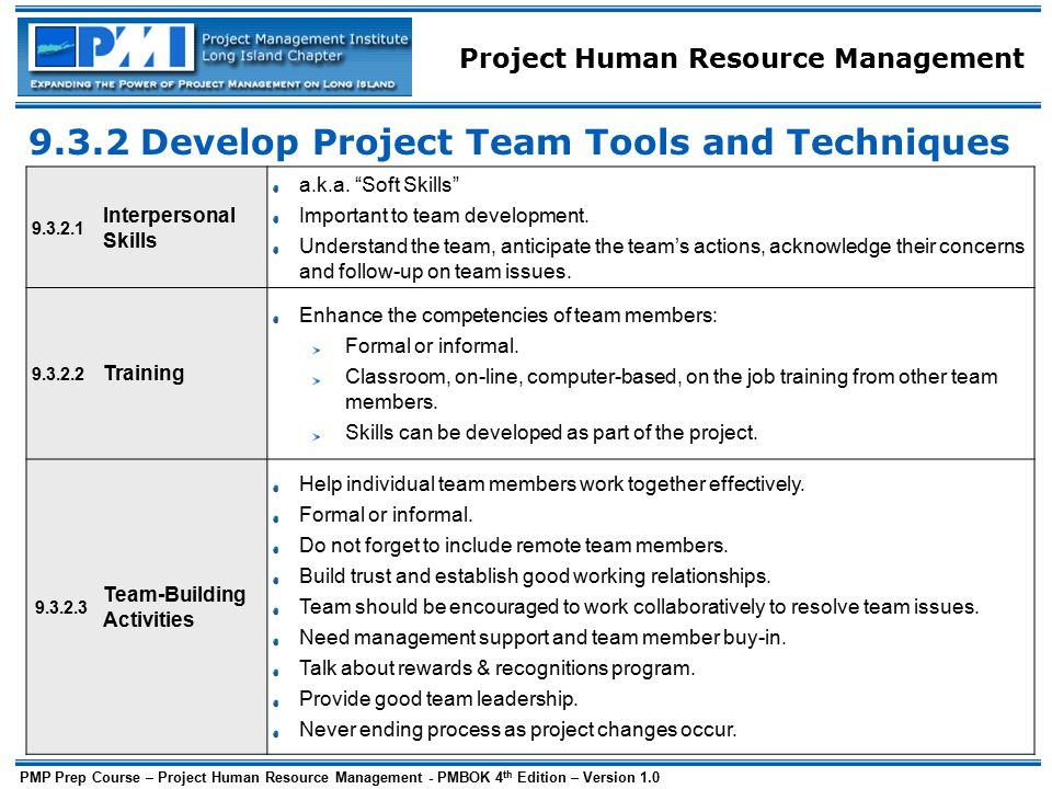 hrm project