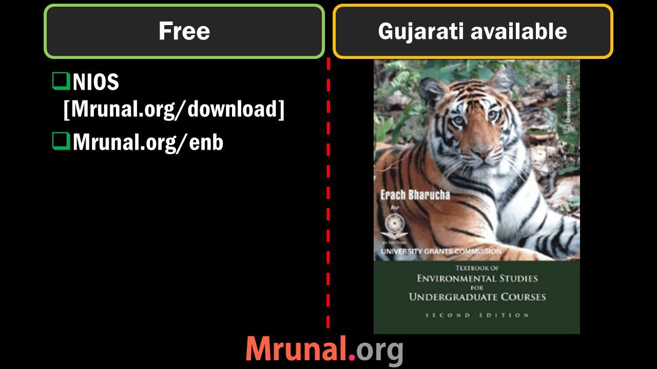 Free  NIOS [Mrunal.org/download]  Mrunal.org/enb Gujarati available