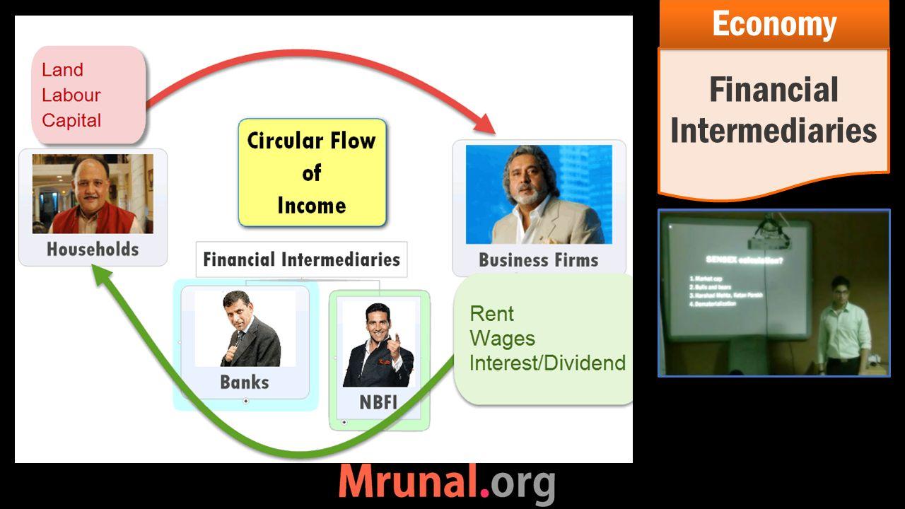 Financial Intermediaries Economy