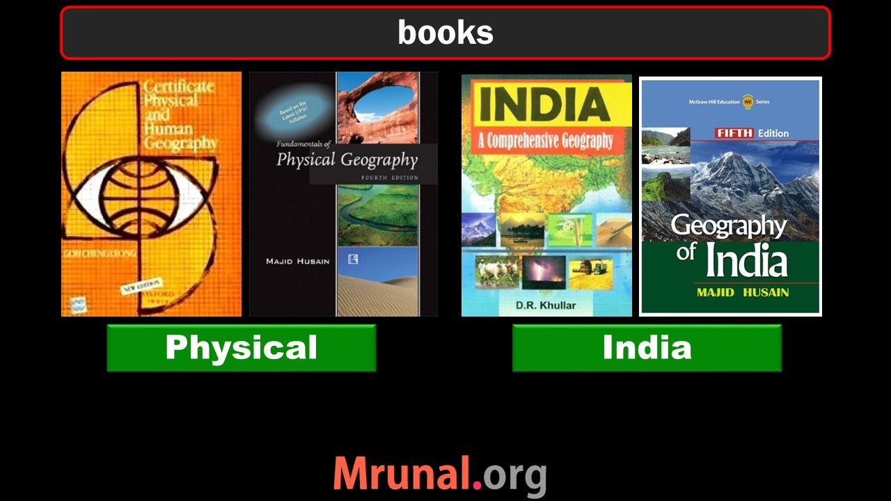 books Physical India
