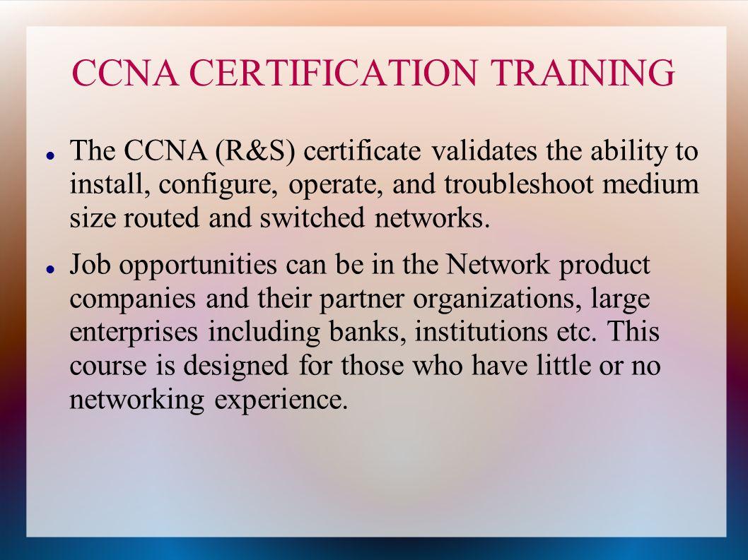 Ccna certification training specto ccna certification training 3 ccna certification xflitez Gallery