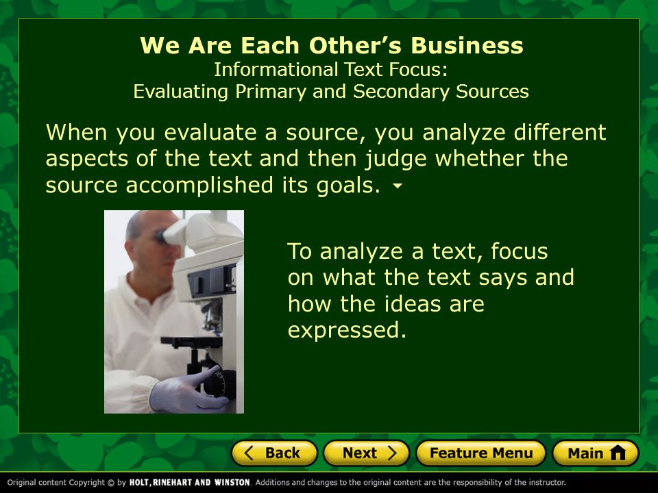 We Are Each Others Business Essay Sample - image 2