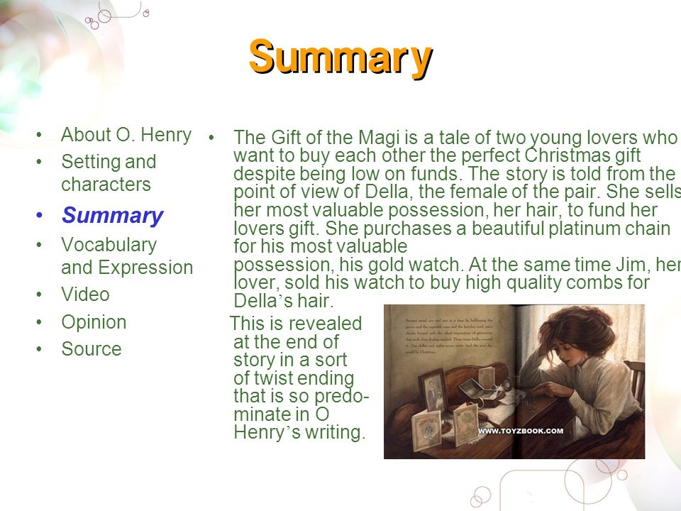 the gifts of santeria essay Essays and criticism on o henry's the gift of the magi - the gift of the magi, o henry.
