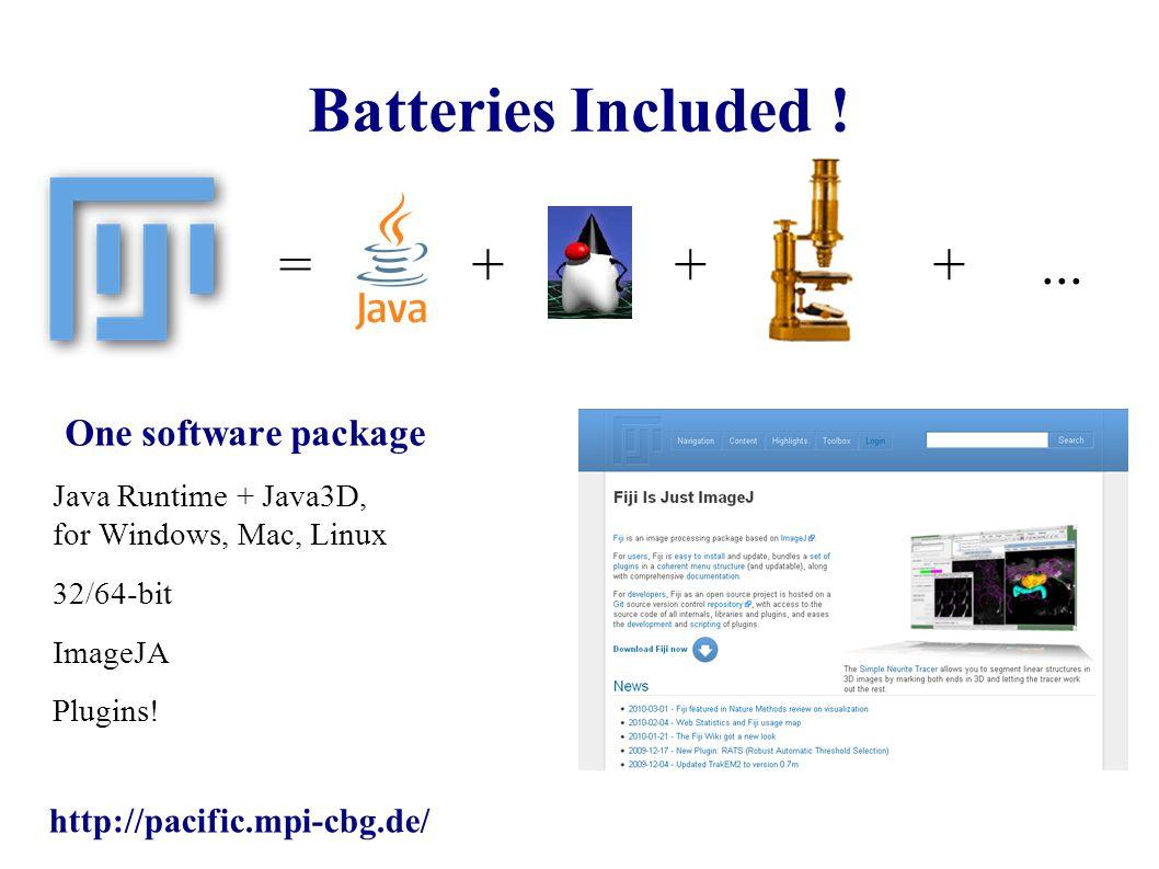 Fiji fiji is just imagej batteries included fiji for users one 4 batteries included baditri Images