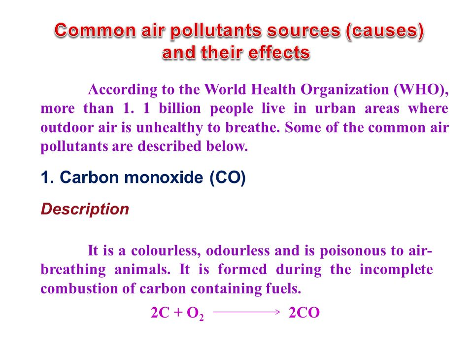 According to the World Health Organization (WHO), more than 1.