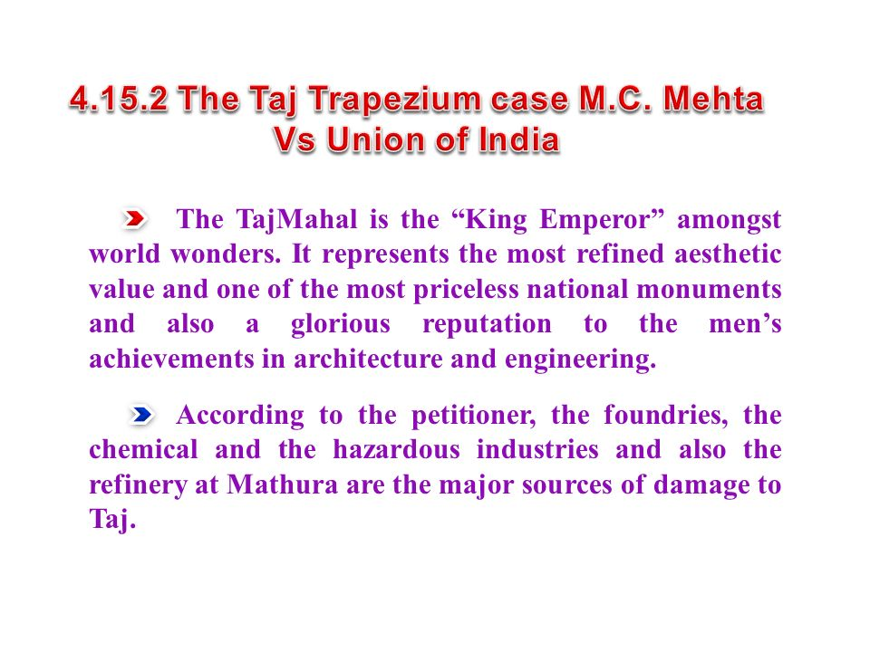The TajMahal is the King Emperor amongst world wonders.