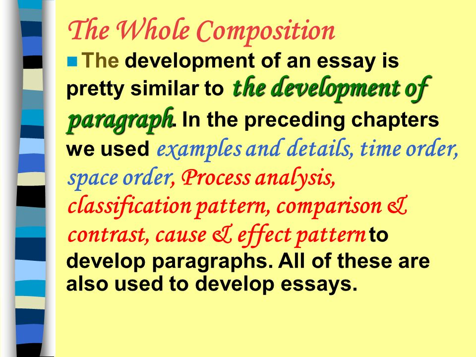 essay spacing paragraph Guide to essay paragraph structure 2 essay introduction - example 2 here is an example of a first-year student's introduction to a much shorter 500 -word essay.