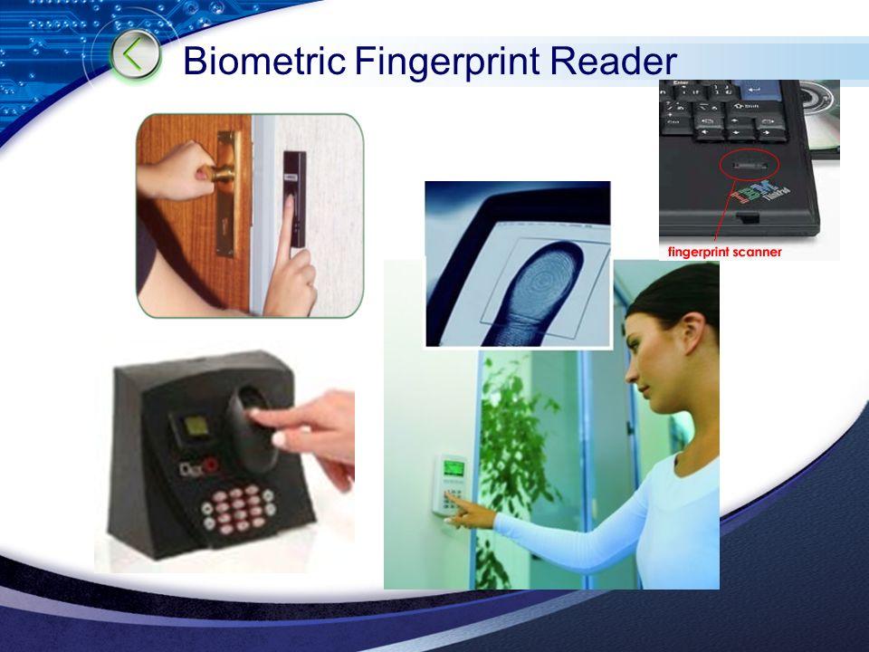 LOGO Biometric Fingerprint Reader