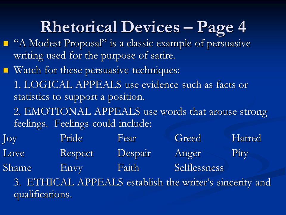A Modest Proposal By Jonathan Swift English Iv Ms Austin Ppt