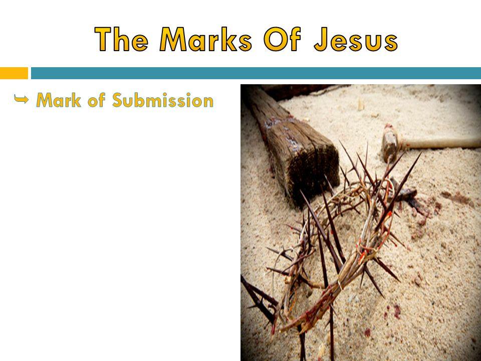 mark of grace