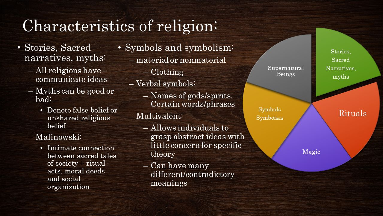 Religion purpose characteristics practitioners and evolution 3 characteristics buycottarizona Gallery