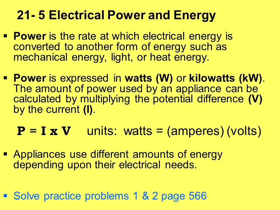 Chapter 21 Electricity Electric Charge Static Electricity is the ...