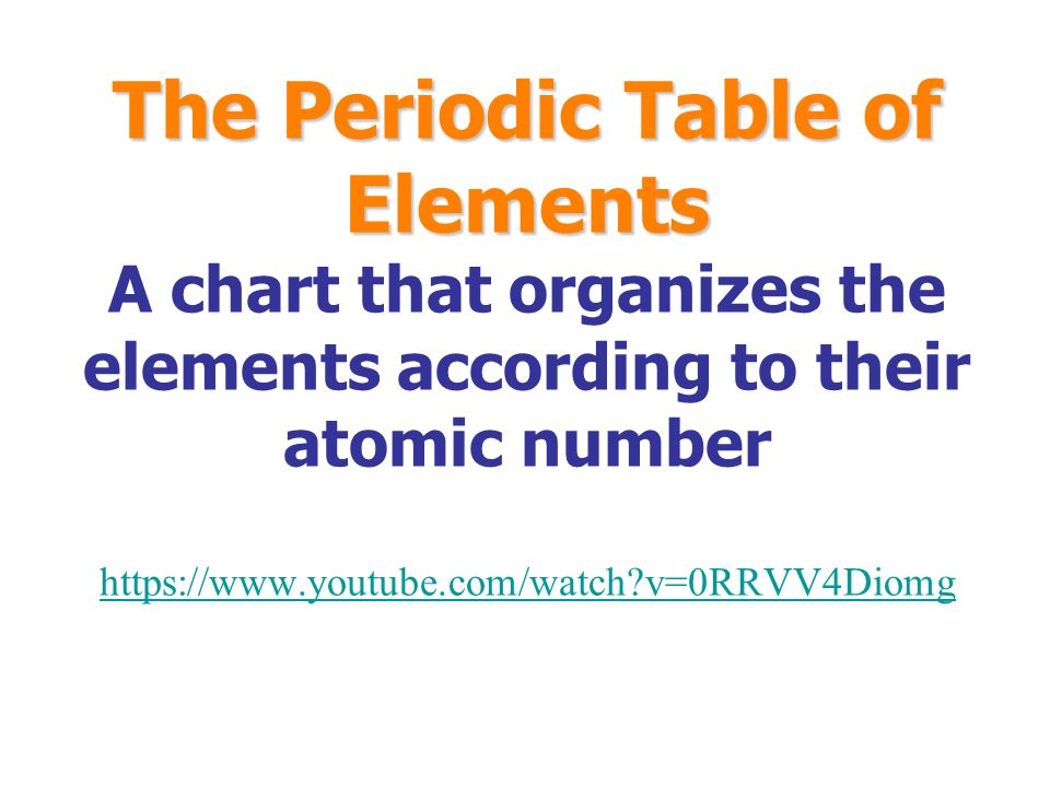 The periodic table of elements the periodic table of elements a 1 the periodic table of elements the periodic urtaz Choice Image