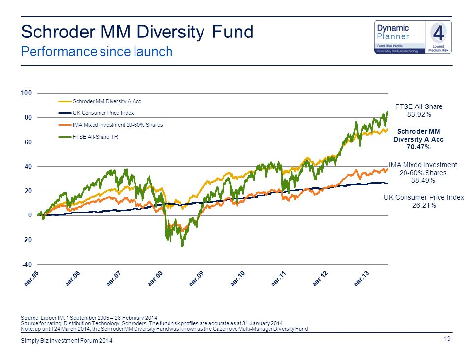 diviversity mutual funds top performers