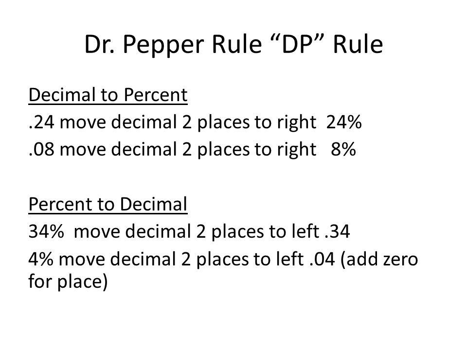 Change Fraction-Decimal-Percent. Change Fraction to Decimal If you ...