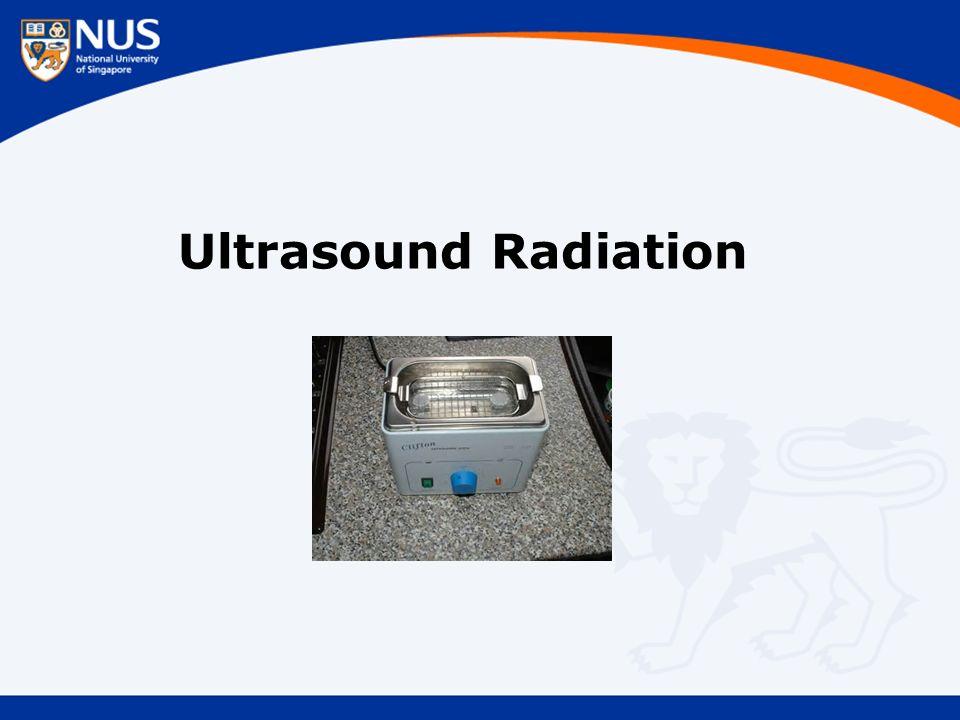 Ultrasound Radiation