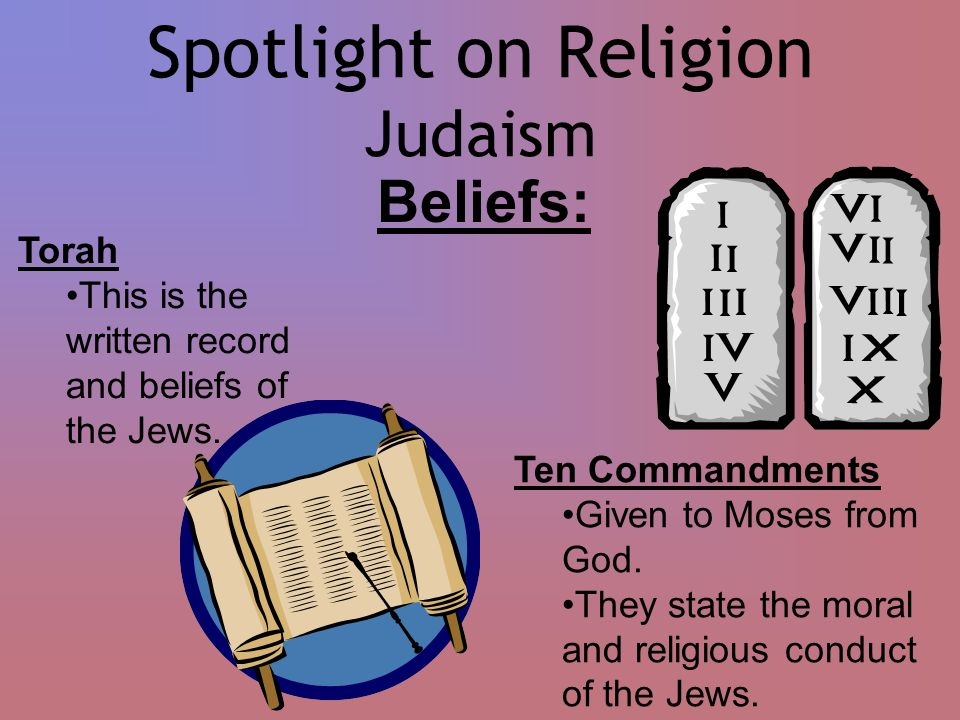 the importance of the ten commandments in judaism The ten commandments/which is the most important commandment from wikibooks  in judaism, however, no commandment is more important than another.