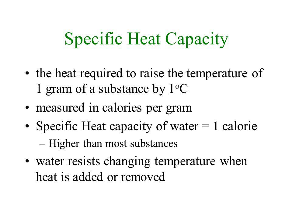 Heat vs Temperature Heat –Form of energy Temperature –Measure of ...