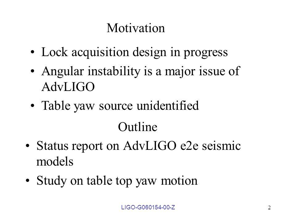 2 LIGO G060154 00 Z2 ...