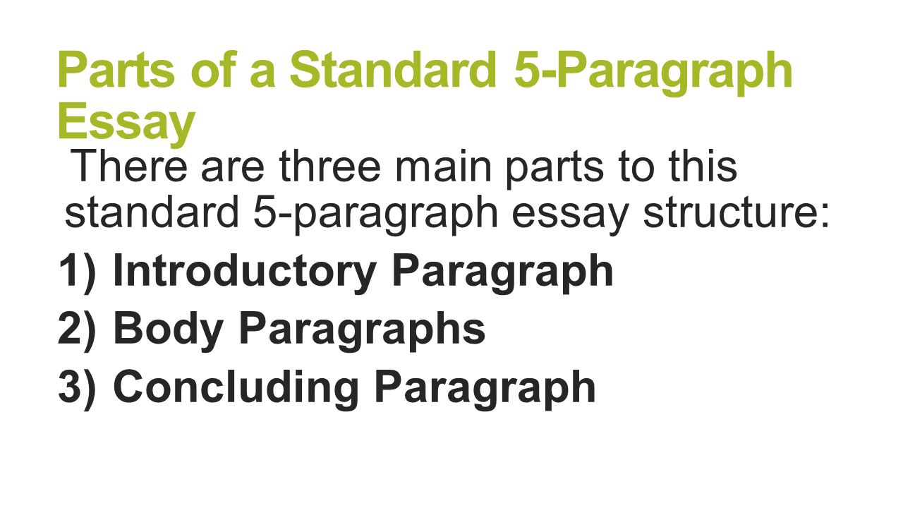 standard essay structure Guidelines for academic essays but continue to rely on the basic structure of your source's standard colour for printed ink and generally times new roman or.