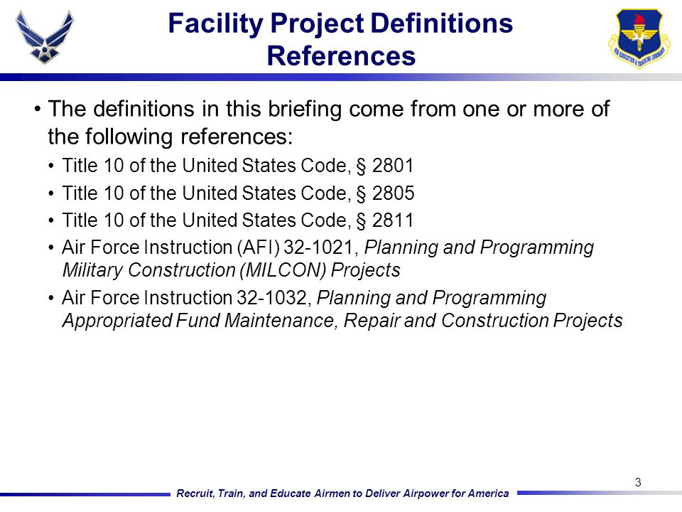 project air force