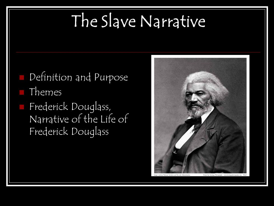 the life of frederick douglas as a slave laborer