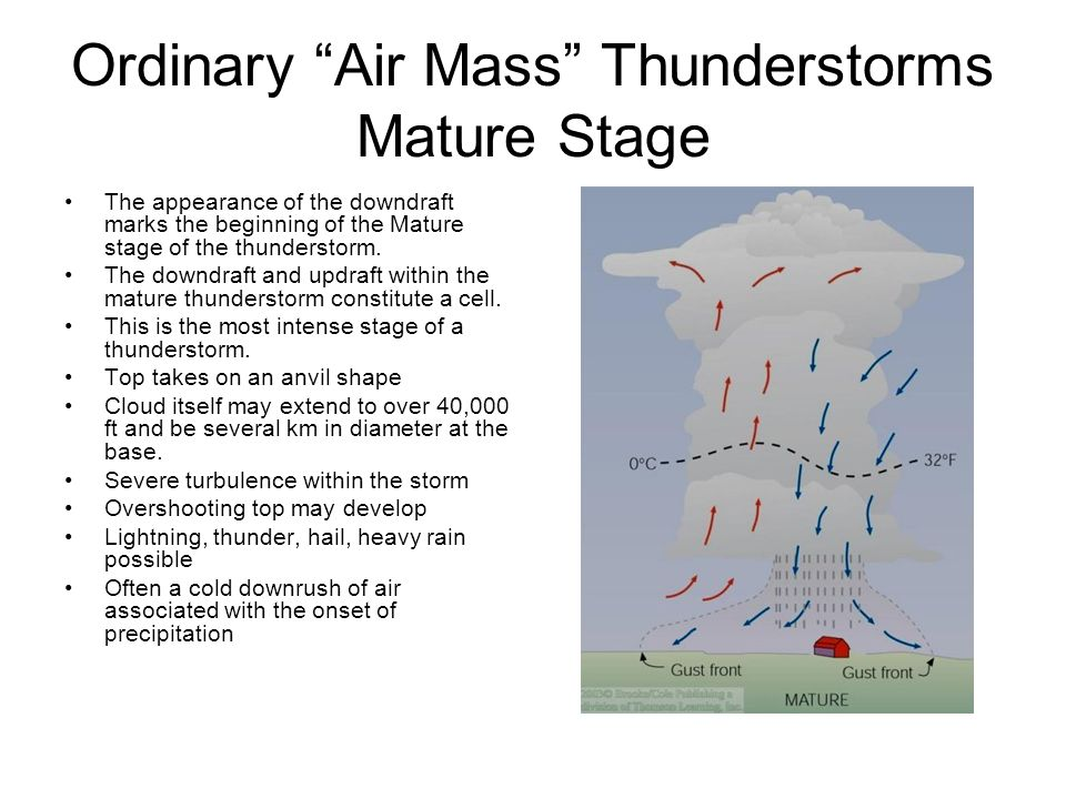 Chapter 10 Thunderstorms and Tornadoes. What are Thunderstorms? A ...