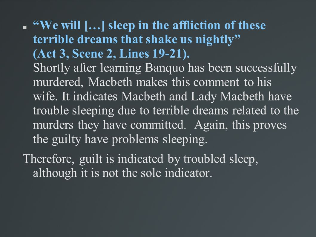 macbeth act 1 commentary