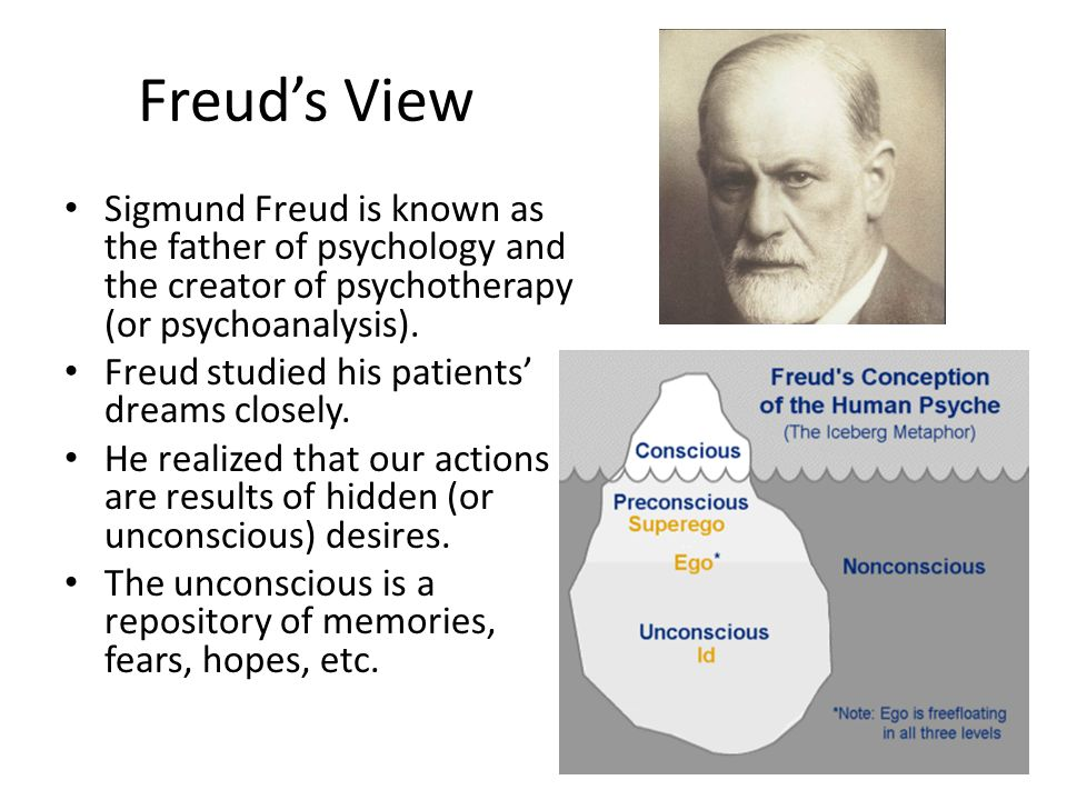 an essay on sigmund freud the father of psychology