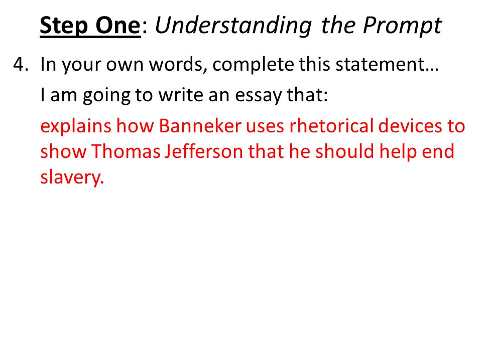 banneker analysis essay Benjamin banneker essay - benjamin banneker benjamin through my analysis i have come to the conclusion that individual and collective improvements are.