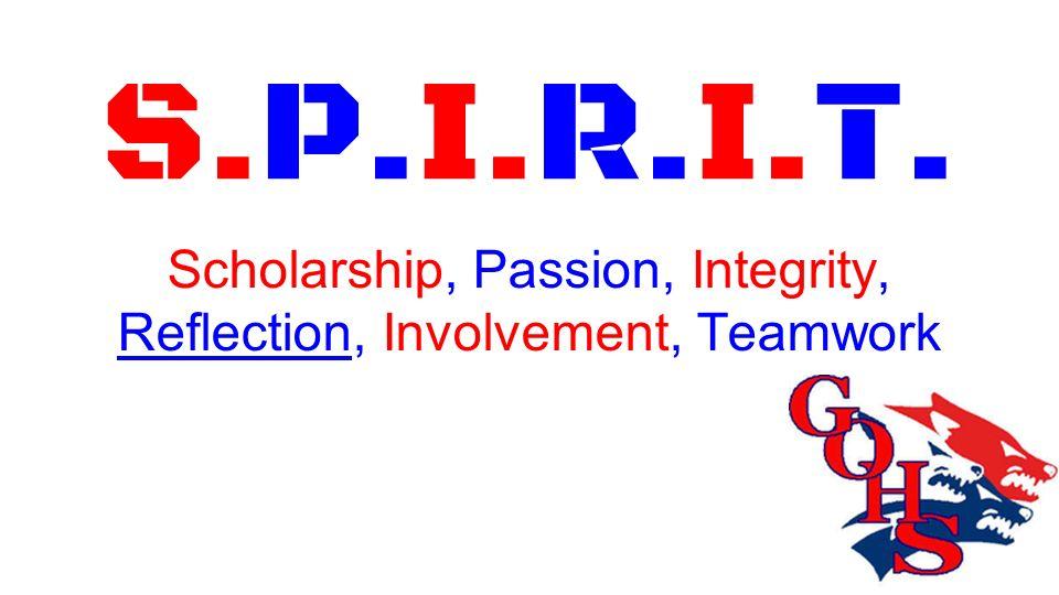 integrity scholarship essay