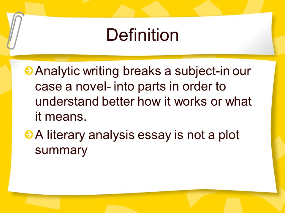 literary analysis essay conclusion paragraph