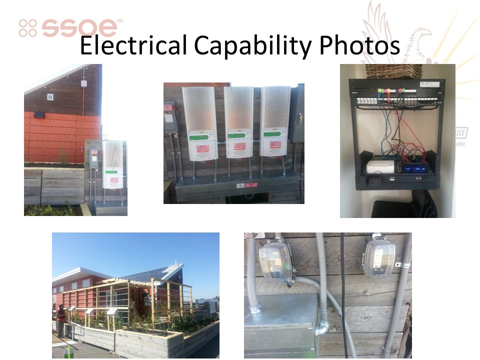 Electrical Capability Photos