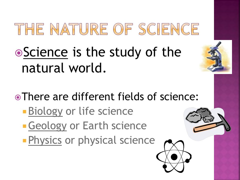 Mr robinson sixth grade science science is the study of the 2 science sciox Image collections
