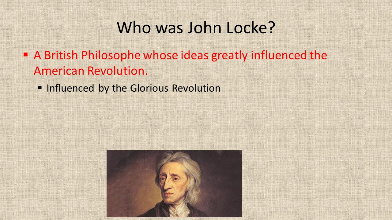 the influences of john locke on education Perhaps the man most influential to educationalist theory was john locke according to locke, the ideal education would later educationalists saw the.