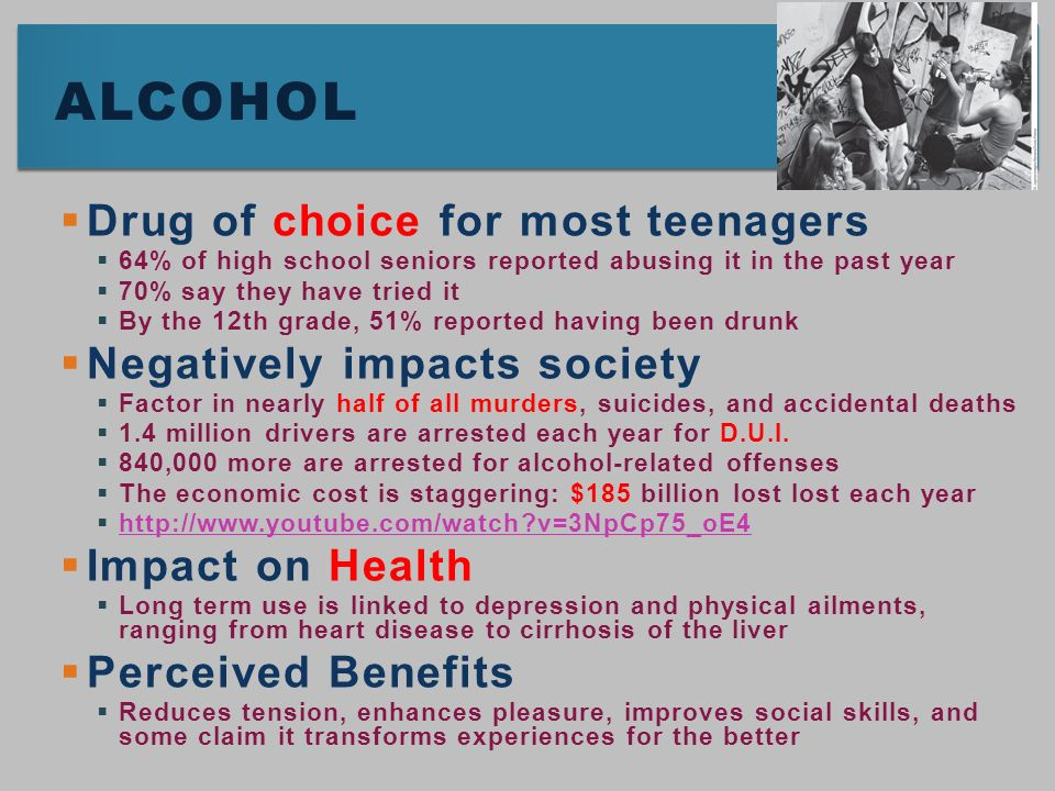 "drug use and delinquency ""the effect of religion on alcohol, drug use, & delinquency march 24, 2011 john k graham, md, dmin the institute for spirituality and health."