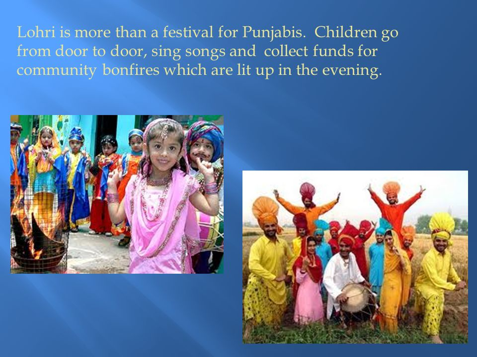 Lohri is more than a festival for Punjabis.