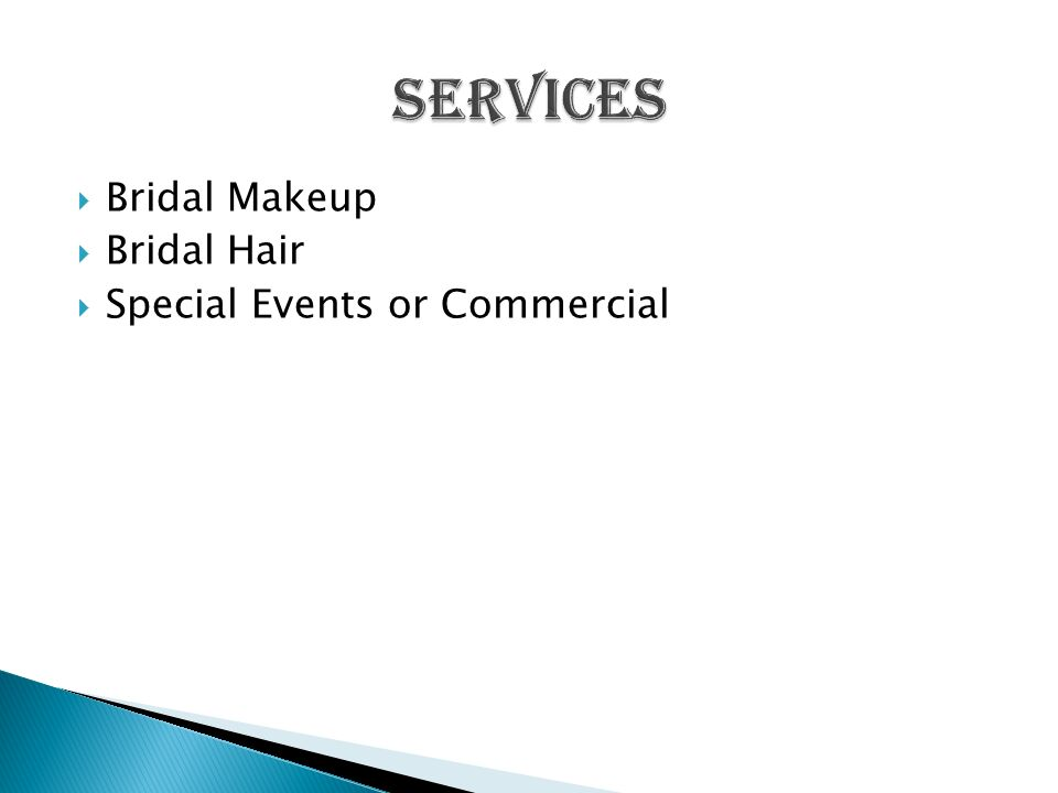  Bridal Makeup  Bridal Hair  Special Events or Commercial