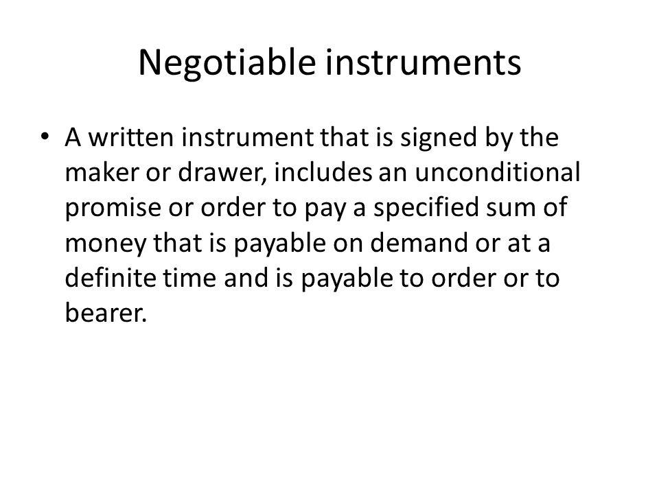 negotiable instrument act 1881 9 essential features of negotiable instruments (negotiable instruments act  6 essentials of a valid endorsement according to negotiable instruments act, 1881, india.
